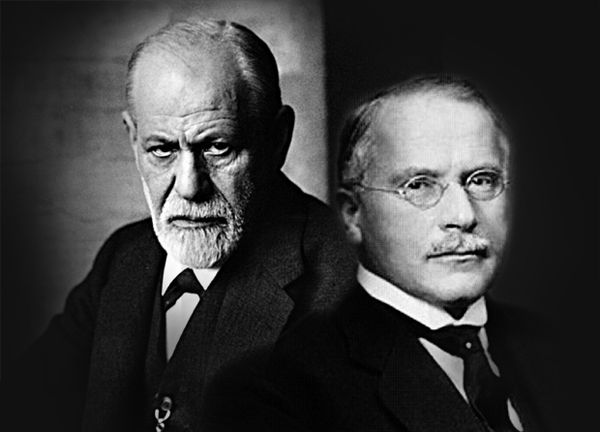 comparing the ideologies of carl jung alfred adler and sigmund freud Maslow positioned his work as a vital complement to that of freud western values and ideologies carl rogers' humanistic personality theory emphasizes the.